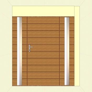 Model drzwi zewnętrznych